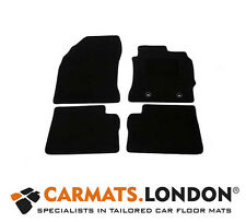 Toyota Auris 2013 - 2016 Tailored Fitted Car Floor Mats Fitted Set in Black