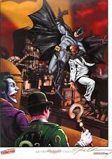 Joe Corroney SIGNED Batman 75 Year NYCC New York Comic Con Exclusive Art Print