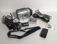 Sony DCR-TRV460 Handycam Digital 8 Tested Working w/ Cables & Other Accessories