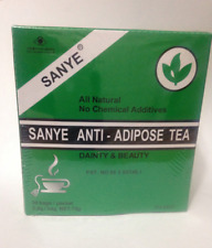 SANYE Anti-adipose Tea Weight Loss Detoxifying Cleansing Laxative Slimming 30 BG