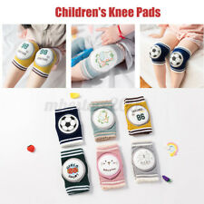 2020 NEW Baby Crawling Knee Pads Safety Anti-slip Walking Leg Elbow  CXM