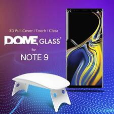 Dome Glass Galaxy Note 9 Screen Protector Tempered Glass Full 3D Curved Edge
