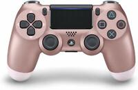 OEM Official Sony PS4 DualShock Controller- Rose Gold  (Limited Edition)