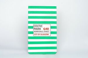 Celtic Golf Scorecard Holder / Yardage Book (NEW)