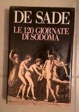DE SADE LE 120 GIORNATE DI SODOMA 1991 ARALDICA