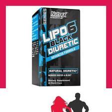 Nutrex - Lipo-6 Black Diuretic - 80 caps