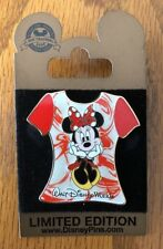 Disney Pin - Pin WDW - Gold Card Collection - T-Shirts - Minnie Mouse - LE