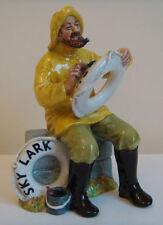 Royal Doulton El barquero figura/estatuilla Vintage fuera de imprenta hn 2417