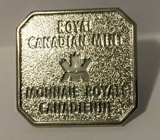 ROYAL CANADIAN MINT GOLD OR SILVER COLOR MEDALLIONS -  YOUR CHOICE