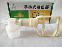 Mmnmedical Sputum Aspirator Manual Portable Suction Pump