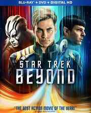 Star Trek Beyond Blu ray DVD Digital HD Chris Pine Action Adventure Movie 2016