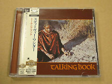 Stevie WONDER Talking Book  SHM-CD Japon Japan Audiophile