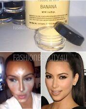 Ben Nye BANANA Powder Luxury Contour Highlighter Kim Kardashian ⭐️ 3g SAMPLE JAR