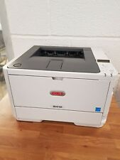 OKI B412DN A4 Network Duplex Mono LED Laser Printer with 7K Toner REF:A3