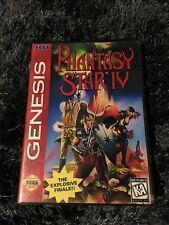 Phantasy Star 4 SEGA Mega Drive USA Version - Custom Game - Grade AAA+++