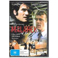 DVD MALAREK ELIAS KOTEAS MICHAEL SARRAZIN TRUE STORY BIOGRAPHY CRIME R4 [BNS]