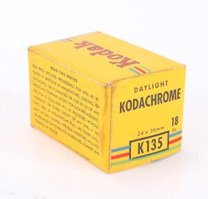 KODAK 35MM KODACHROME DAYLIGHT, 18 EXPOSURE, EXPIRED JAN 1944/199828