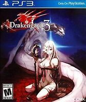 Drakengard 3 (Sony PlayStation 3 / ps3., 2014)