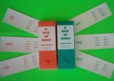 A Box of Rimes - Long Vowels