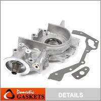 Oil Pump Fits 92-04 Ford Mercury Escort Focus 1.9L L4 SOHC 8v