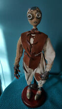 """(Ooak) Fantasy Figure Number """"2"""" from the movie """"9"""""""