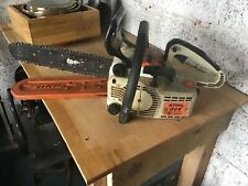 Stihl 009 top handle chainsaw