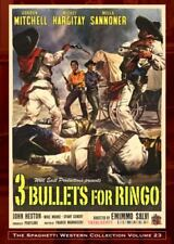 3 BULLETS FOR RINGO GORDON MITCHELL  WILD EAST PRODUCTION NEW SEALED DVD