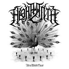 Alghazanth - Adra Melek Taus CD 2013 symphonic black metal Finland Woodcut