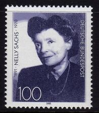 Germany 1991 Birth of Nelly Sachs, Writer SG 2432 MNH