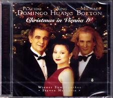 Placido DOMINGO CHRISTMAS IN VIENNA IV Ying HUANG Michael BOLTON Jingle Bells CD