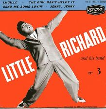★☆★ CD SINGLE LITTLE RICHARD and his Band N°3 - EP 4-track CARD SLEEVE   ★☆★