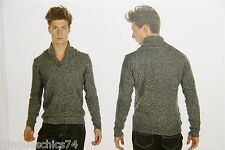 pull gris chiné KANABEACH oneway T M  NEUF ETIQUETTE val 115€