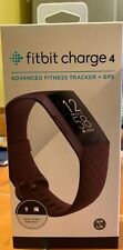 Fitbit Charge 4 Advanced Fitness Tracker + GPS - Rosewood