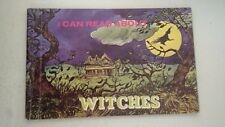 I can read about witches Paperback – 1975 by Robyn Supraner (Author)