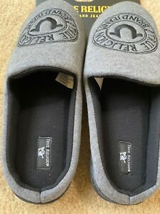 NWT True Religion Men's Slippers Shoes Various Pick