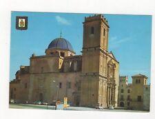 Elche  Basilica de Santa Maria Spain Postcard 452a