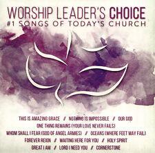Worship Leader's Choice: #1 Songs of Today's Church CD 2014 Maranatha! * MINT *