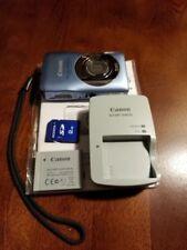 CANON PowerShot ELPH SD1300 IS / IXUS 105 12.1 MP Digital Camera - Silver