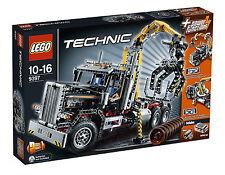 LEGO TECHNIC 9397 HOLZTRANSPORTER NEU + OVP