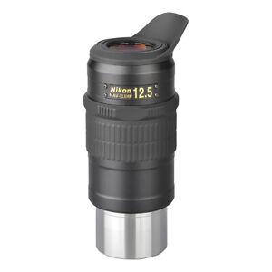 "Nikon 1.25"" and 2"" 102° AFOV NAV-HW Eyepiece with EiC-10 Tele-Extender - 12.5..."