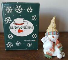 Sarah's Attic ~ Snowonders ~ #6400 January 1998