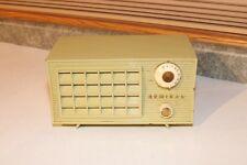 AdmiralMid Centiry Art Deco Bakelite Radio - Green