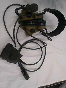 3m Peltor Comtac IIITactical Communication Headset and Headband 88079