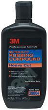 3M 39004 - Super Duty Rubbing Compound 39004 16 oz