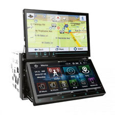 """Soundstream Vrn-Dd7Hb Double Din 7"""" Touch Screen Navigation System Bluetooth"""