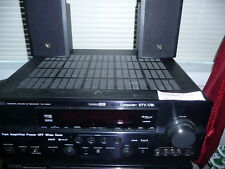 YAMAHA RX-V663 7.2ch / 665 Watts Home Theater Receiver W/HDMI, XM Ready WORKING