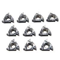 Eg _ Deskar 16ER AG55 CNC Plaquettes Carbure Lames pour Filetage Tournant Outil
