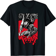 Berserk Anime Shirt Guts Kentaro Miura Shirt Manga Japanese Gift Size S-5Xl
