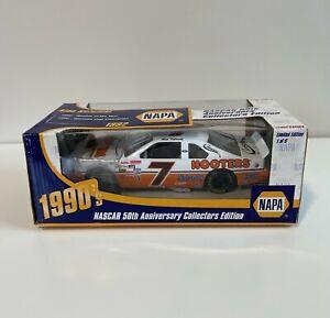 Action NAPA Alan Kulwicki 1990's NASCAR 50th Anniversary Collectors Edition 1:24