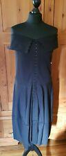 Rundholz Black dress / skirt size large